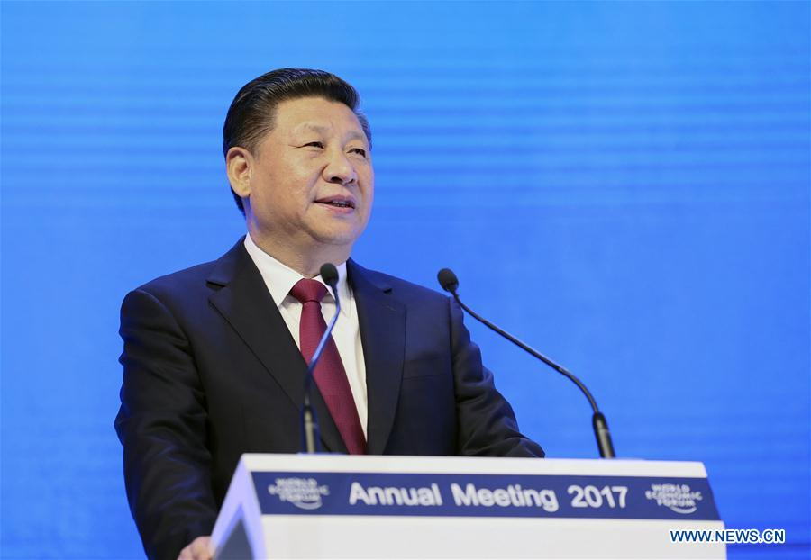 Xi's Switzerland tour shows Chinese wisdom, confidence