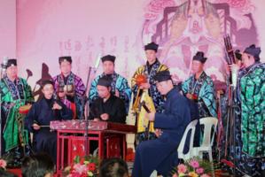 """春节习俗:传统""""接玉皇""""文化节开幕"""