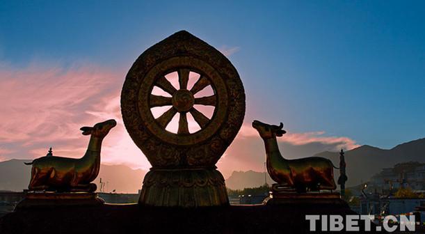 Drei Buddhas, die man mal angebetet haben muss (Ⅰ): Jokhang-Kloster