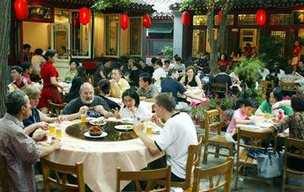 美媒:交通运输、餐饮和住宿业引领中国经济加速增长
