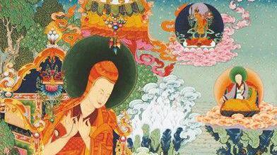 来自东方的艺术瑰宝 西藏唐卡 灼灼其华