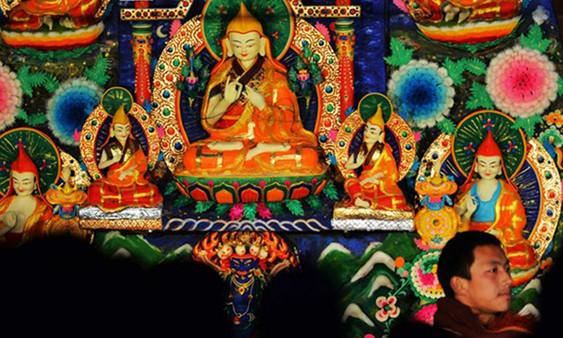 Kloster Labrang feiert Frühlingsfest(Ⅱ)
