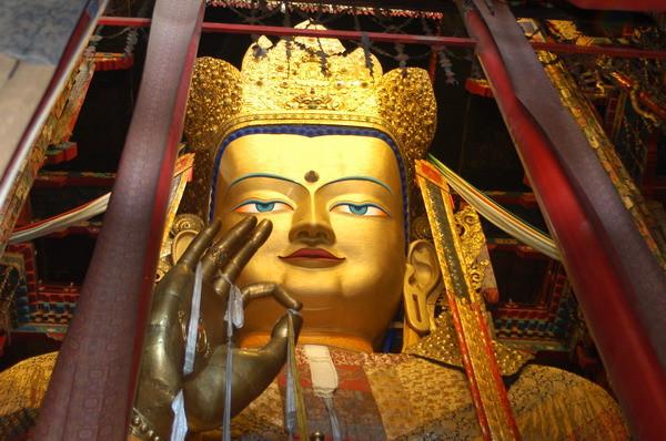 Drei Buddhas, die man mal angebetet haben muss(Ⅲ):Tashilhunpo-Kloster