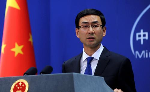 China urges continuing search for Chinese tourists in boat accident