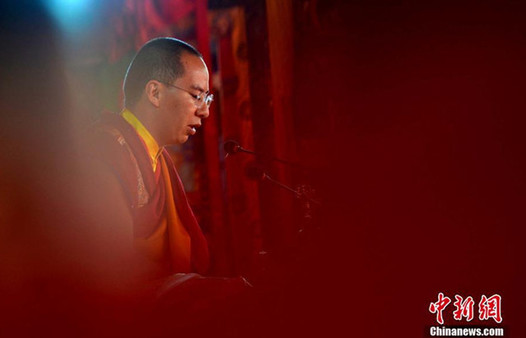 Erwartung des Panchen Lama zum neuen Jahr: Positive Lehren des Buddhismus weiterentwickeln