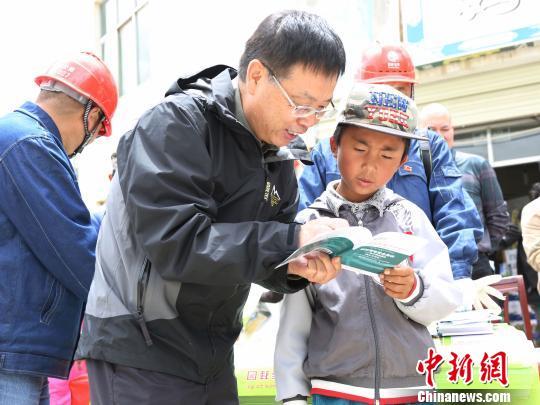 Hauptstromnetz Tibets deckt 70 % der Bevölkerung ab
