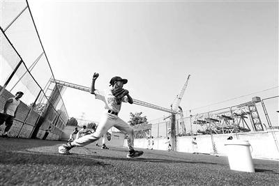 Baseball-Camp in Beijing ändert das Leben von Waisen und armen Kindern