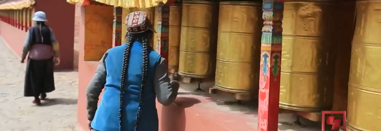 [走进西藏寺庙]科迦寺