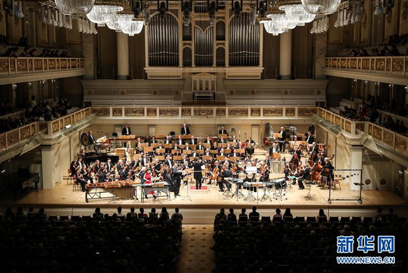 """Konzert: """"The China Story: The Song of the Earth"""" in Berlin"""