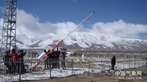 西藏气象防灾减灾 保障西藏经济发展和生态文明建设