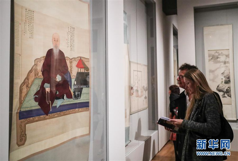 Ausstellung von Porträtmalerei aus der Ming- und Qing-Dynastie in Berlin