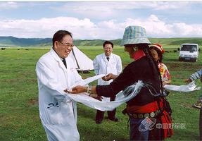 藏族女医生索南草眼中的解放军医疗队