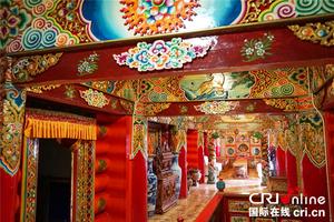 感受藏式建筑独特之美