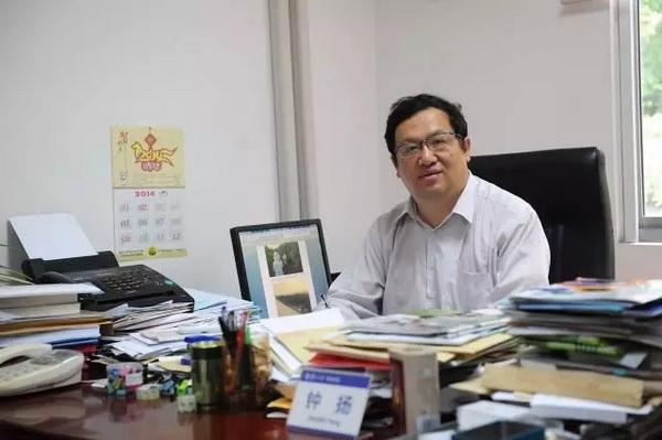 西藏大学举行钟扬同志先进事迹报告会