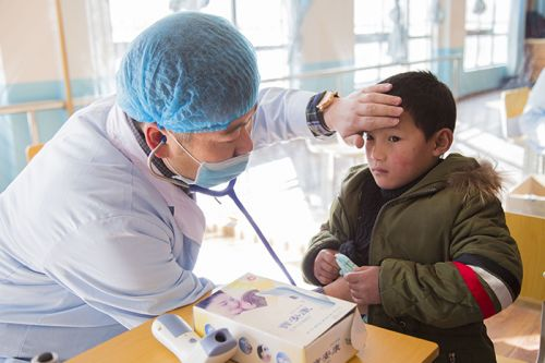 西藏自治区妇产儿童医院建设进展顺利