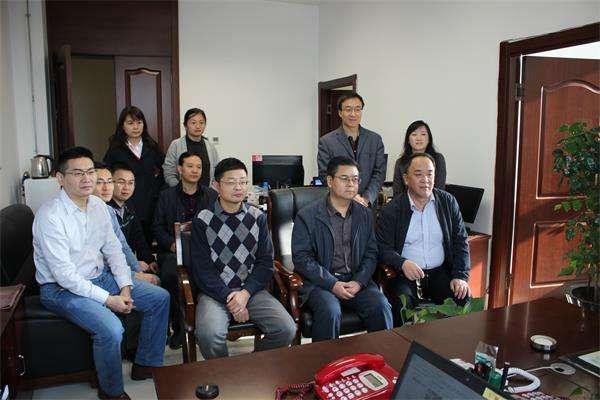 甘肃省委统战部组织收看十九大开幕式