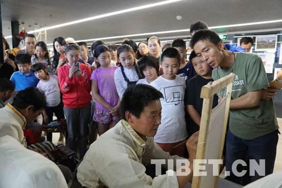 西藏非遗传承人抢救性记录工作进展顺利