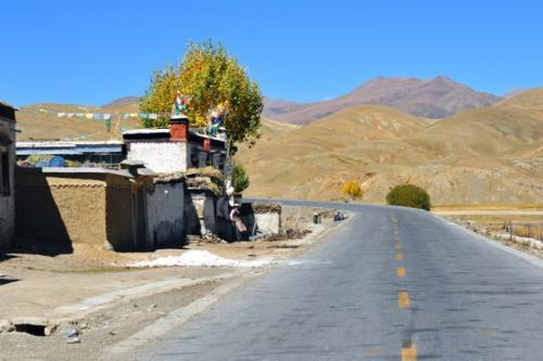 阿里实现县县通油路速记:一条大道,承载希望