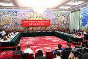 西藏代表团讨论开放