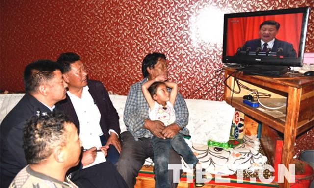 Tibeter erwarten, dass der Parteitag ihnen ein besseres Leben bringt