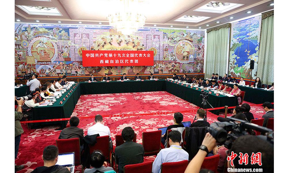 【十九大时光】西藏师生热议十九大报告:将开启教育事业新征程