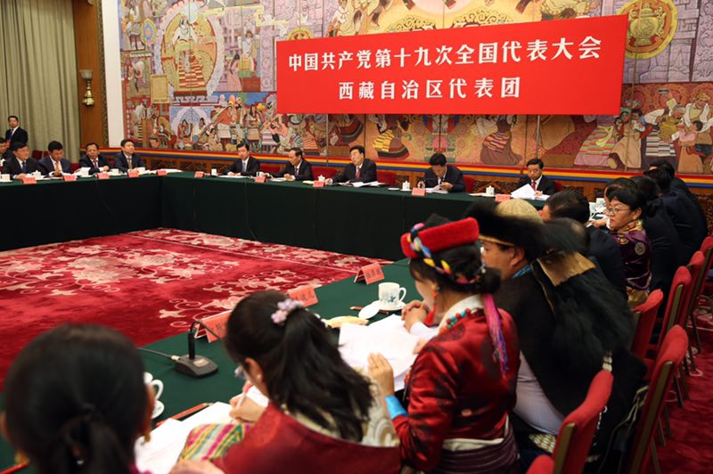 Tibet to continue opening up: regional officials