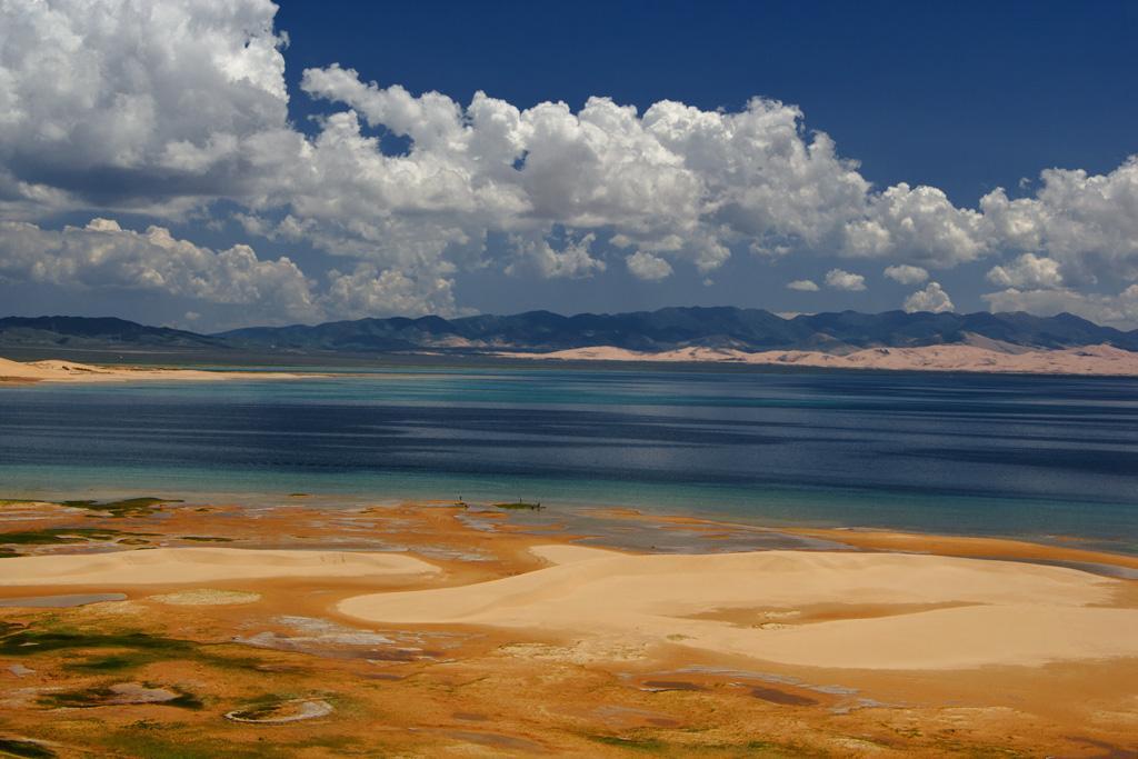Tibet beschleunigt Infrastrukturaufbau