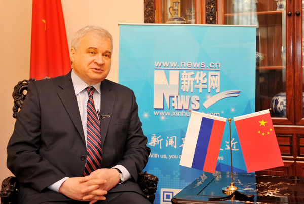 European officials in China look forward to new opportunities for cooperation