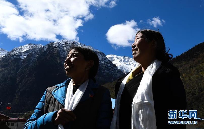 Tibetan herders receive President Xi's reply