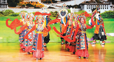 Tibetan culture comes to college campuses in Taiwan