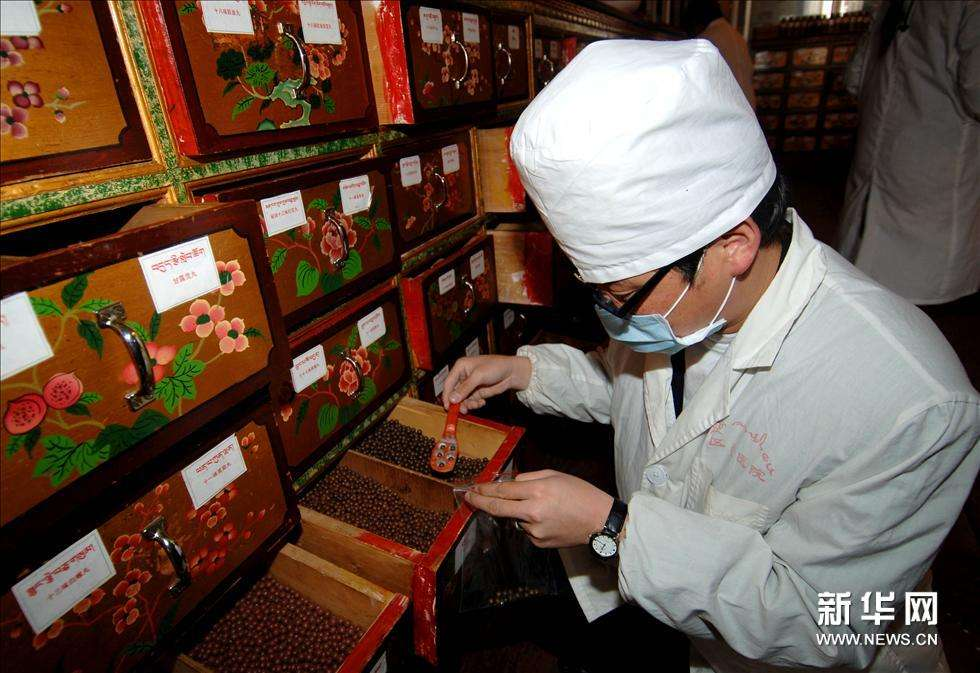 Qinghai Tibetan medicine goes international