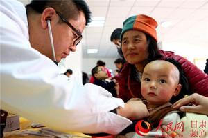 【砥砺奋进的五年】精准发力 西藏健康扶贫取得新成效