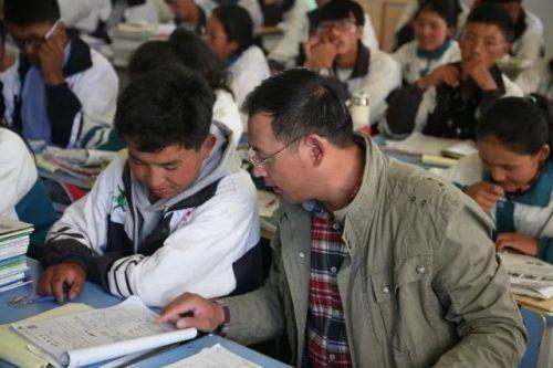 援藏教师:不忘初心,不负重托,不辱使命