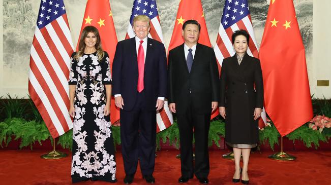 中美关系新篇章——北京会晤集锦