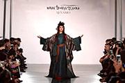藏族时装展露国际范