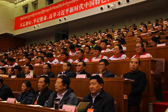 中央宣讲团赴西藏宣讲党的十九大精神
