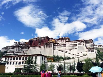 Neue Technologien schützen Kulturgegenstände in Tibet