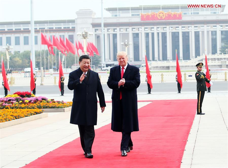 Spotlight: High-level China-U.S. dialogues drive bilateral ties forward