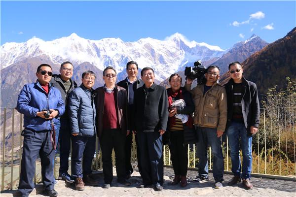 2017中华环保世纪行西藏行之米林篇
