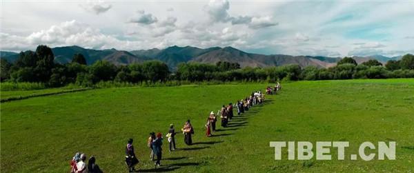 涉藏影片《凡尘净土》在第二届中国民族志纪录片学术展隆重首映