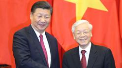 Xi Jinping plädiert für Ausbau der Zusammenarbeit mit Vietnam