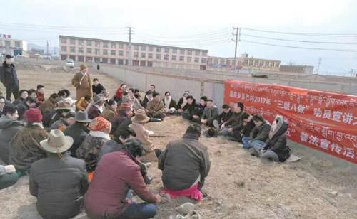 藏汉双语宣讲团:传递党的声音 播撒爱民情怀
