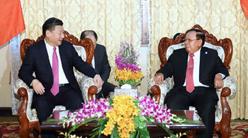 China und Laos wollen enger zusammenarbeiten