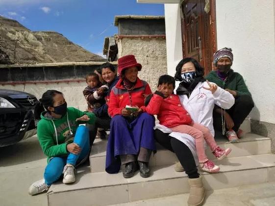 【中国网事·感动河北】援藏,一个医生的责任与梦想