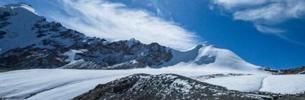 Tibet liegt zu 93% über 3500m Höhe