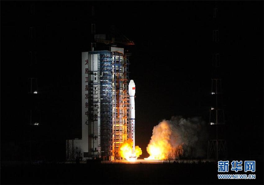 """China schickt Wettersatelliten """"Fengyun 3-D"""" erfolgreich in die Umlaufbahn"""