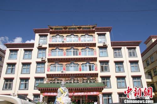昌都市藏医院举办建院30周年庆典