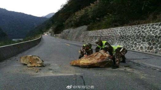 Tibet: Keine Verluste an Menschenleben beim Erdbeben in Nyingchi