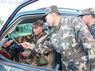 武警西藏森林总队已做好地震救援准备