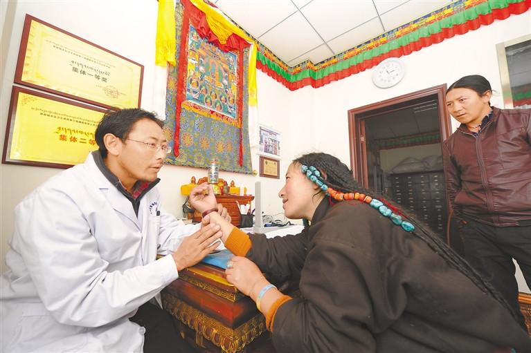 西藏大力实施医疗人才组团式援藏工作